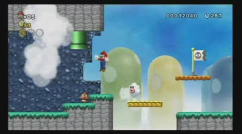 New Super Mario Bros. Wii: tre milioni in Giappone
