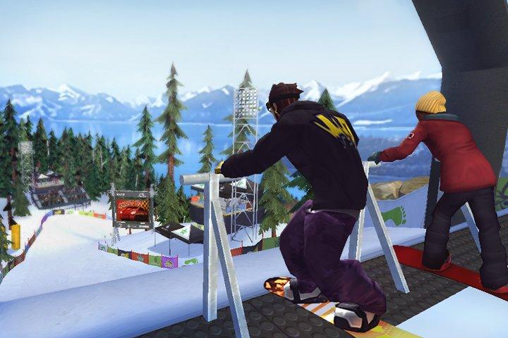 A spasso per il mondo con lo snowboard