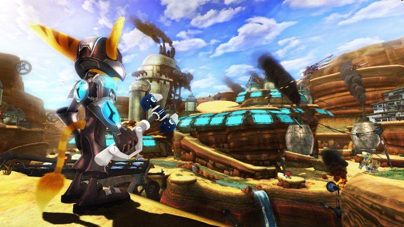 Una demo per Ratchet & Clank: A Spasso Nel Tempo