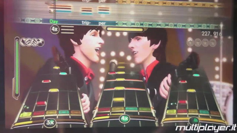 Primo contenuto scaricabile già disponibile per The Beatles: Rock Band