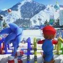 Sito ufficiale per Mario & Sonic ai Giochi Olimpici Invernali