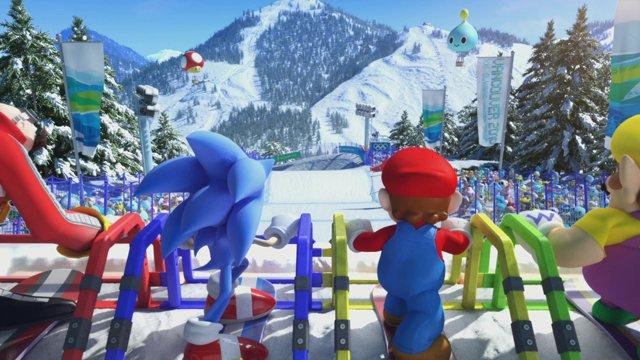 Una data per Mario & Sonic 2
