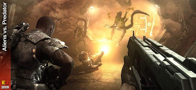 Aliens vs. Predator arriva a febbraio