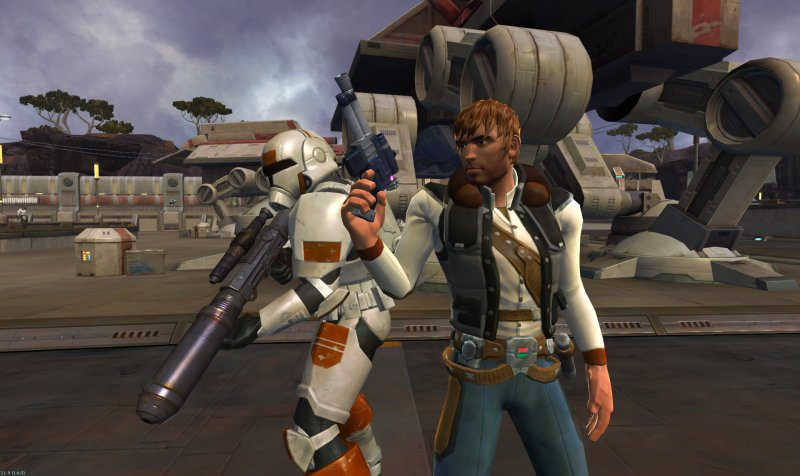 Aumento del level cap parte di SW: The Old Republic
