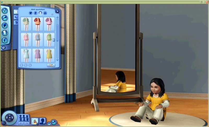 Nuova patch per The Sims 3