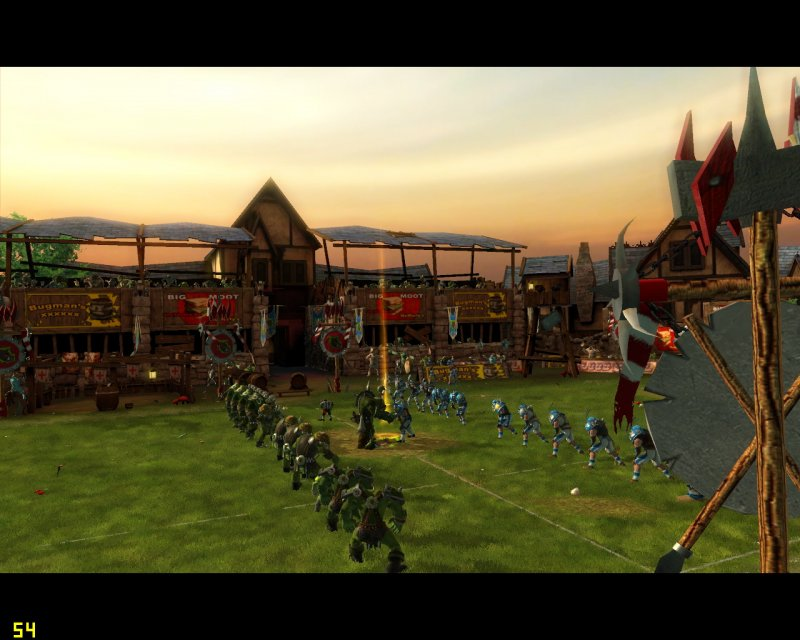 Il gameplay di Blood Bowl in video
