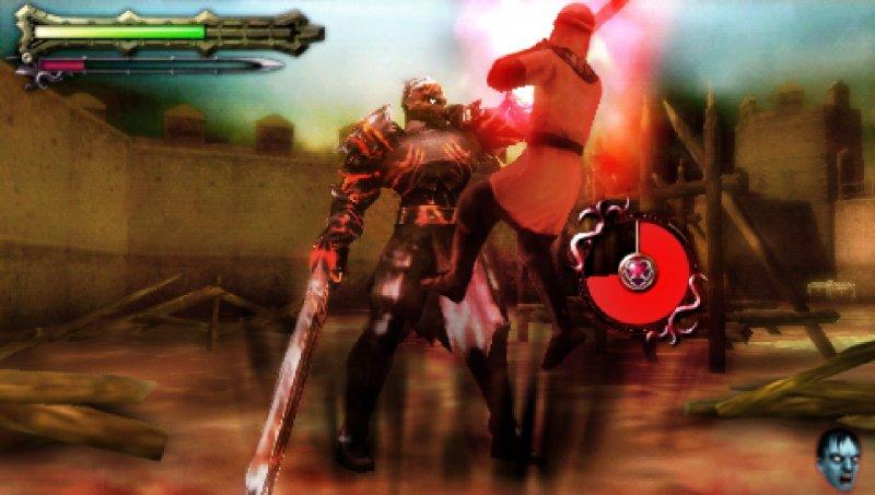 Tecmo presenta Undead Knights