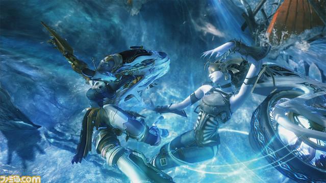 Nuove immagini di Final Fantasy XIII