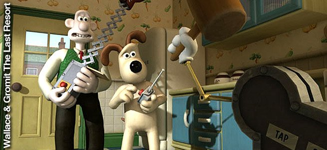 La settimana di Xbox Live: Wallace & Gromit e Call of Duty 4