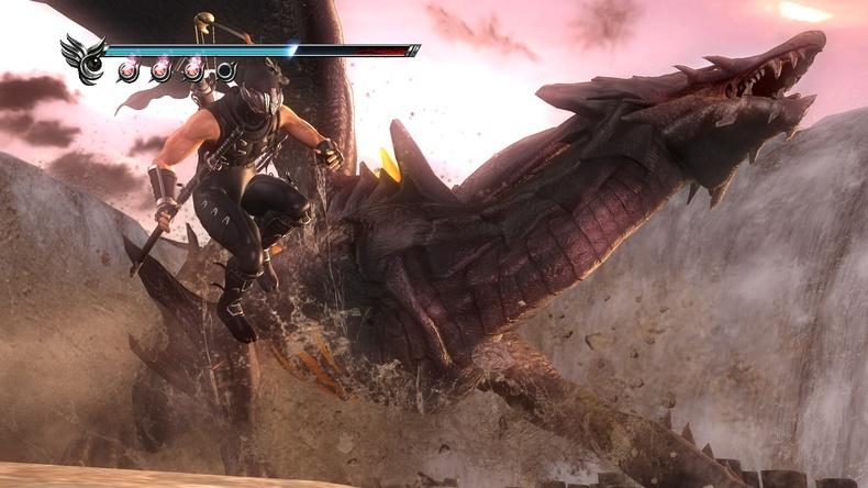 Il ninja Ryu Hayabusa torna su PS3