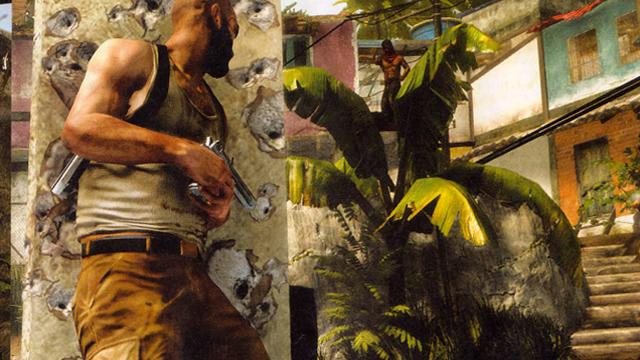 Le prime immagini di Max Payne