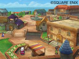 Un lungo trailer per Dragon Quest IX