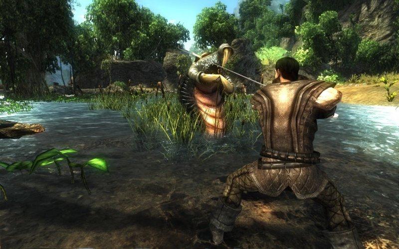 Nuove immagini della versione PC di Risen