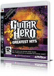 Guitar Hero: Greatest Hits per PlayStation 3