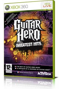 Guitar Hero: Greatest Hits per Xbox 360