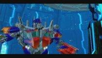 Transformers: La Vendetta Del Caduto - Gameplay Wii