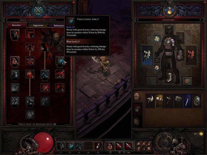 Nuove immagini di Diablo III