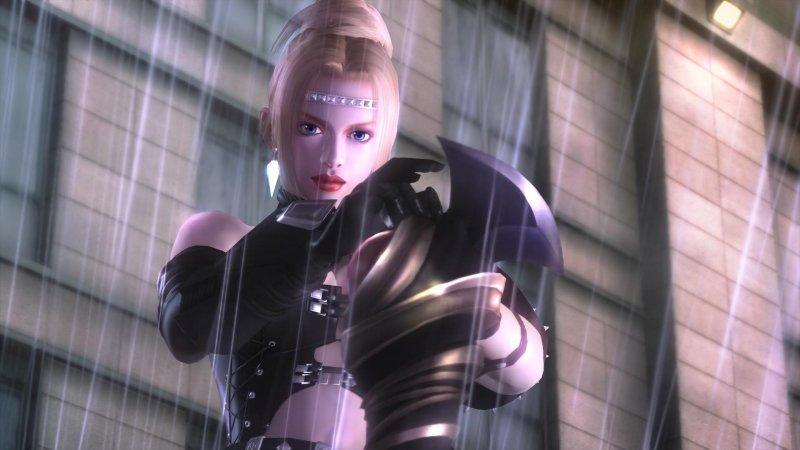 Momiji in un video di Ninja Gaiden II