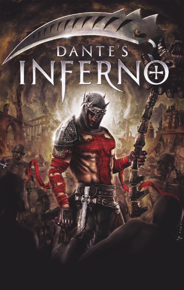 Un artwork per la copertina di Dante's Inferno