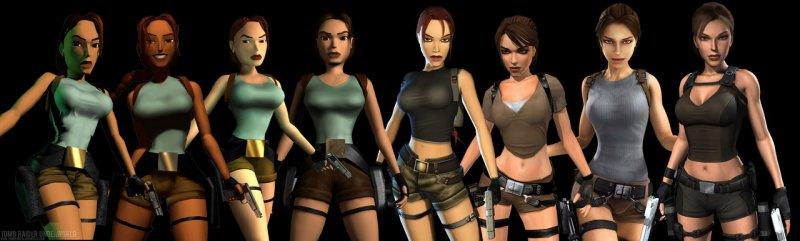 Un nuovo Tomb Raider in sviluppo?