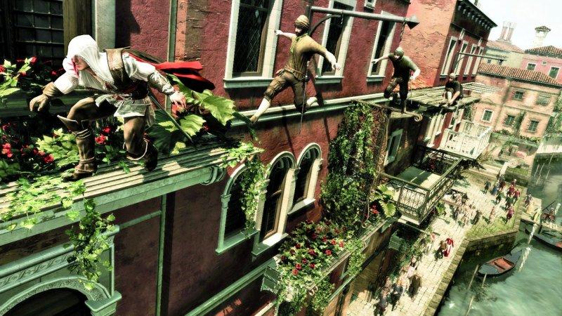 Una nuova, singola immagine di Assassin's Creed 2