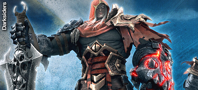 La demo di Darksiders da oggi su PSN ed XBL