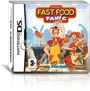 Fast Food Panic per Nintendo DS