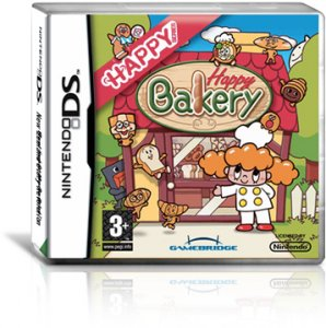 Happy Bakery per Nintendo DS