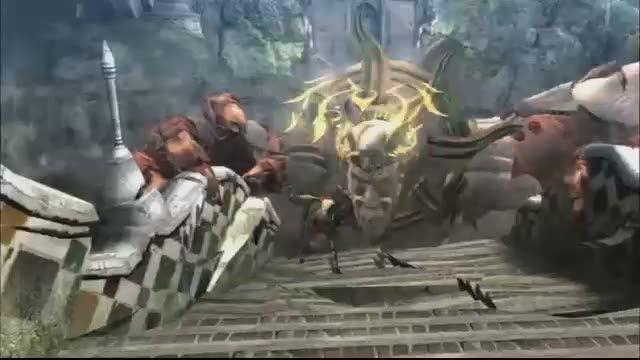 Bayonetta ritorna in video