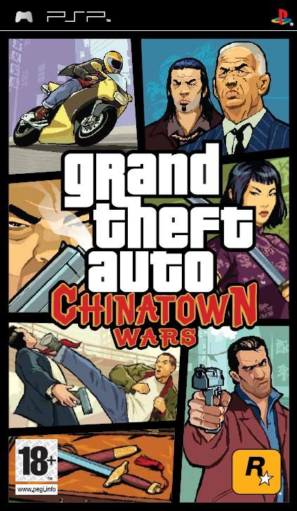 Annunciato GTA Chinatown Wars in versione PSP