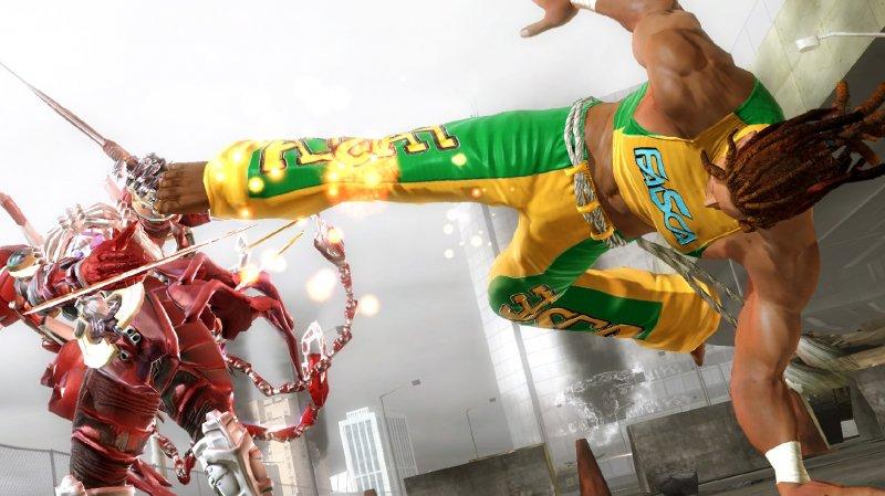 Botte da Tekken!