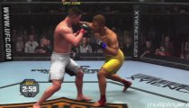 UFC 2009: Undisputed - Carriera Williams vs Briggs Gameplay