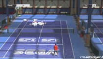 Virtua Tennis 2009 - Minigiochi Gameplay