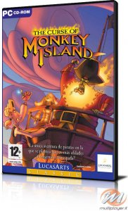 The Curse Of Monkey Island per PC Windows