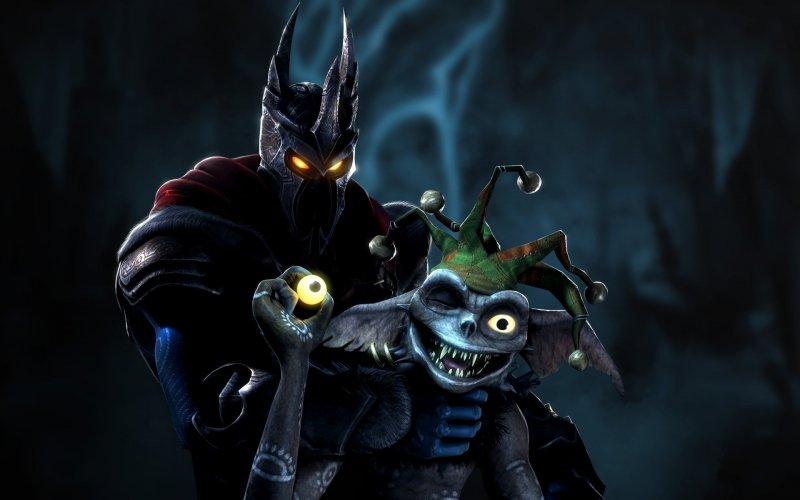 Overlord ed i suoi minion, in immagini e video per ogni versione