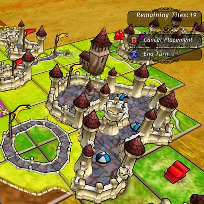 Carcassonne annunciato per Nintendo DS