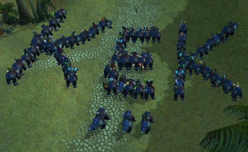 World of Warcraft riapre in Cina, pesantemente editato