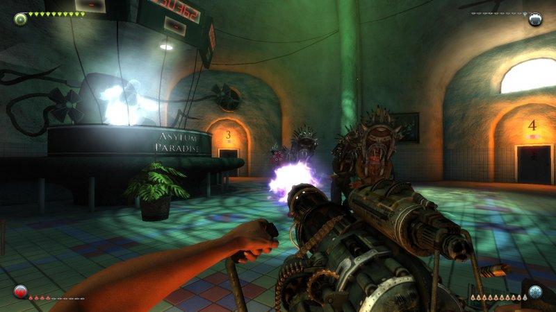 Dreamkiller, nuovo sparatutto dai creatori di Painkiller