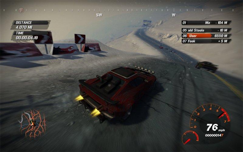 Fuel arriva anche su PC: nuove immagini