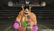 Punch-Out!! Wii - Little Mac contro Donkey Kong