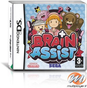 Brain Assist per Nintendo DS