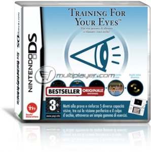 Training For Your Eyes per Nintendo DS