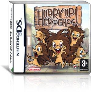 Hurry Up Hedgehog! per Nintendo DS