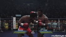 Fight Night Round 4 - Foreman vs Tyson Gameplay