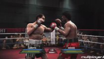 Fight Night Round 4 - Lamotta vs Monzon Gameplay