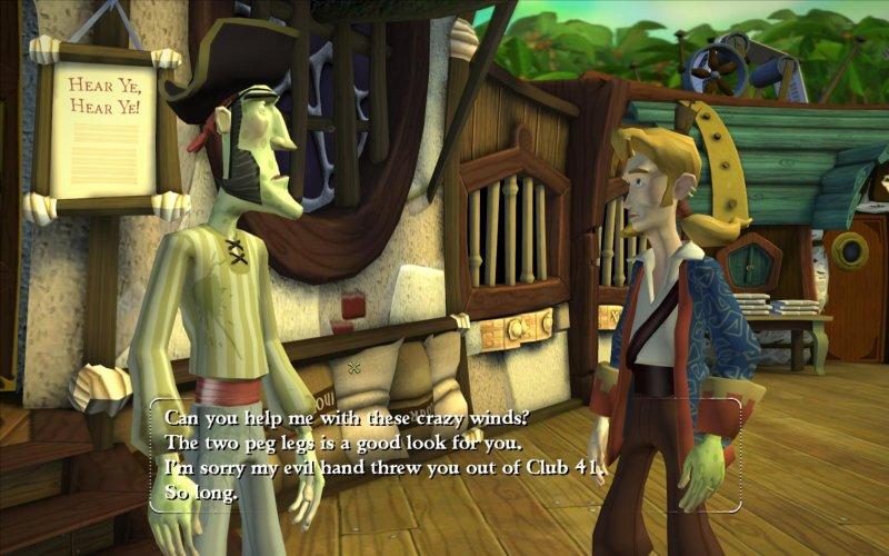 Tales of Monkey Island Complete Pack è l'offerta del giorno di Steam