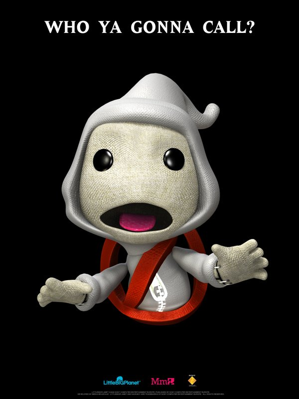 Ghostbusters incontra LittleBigPlanet il 16 luglio