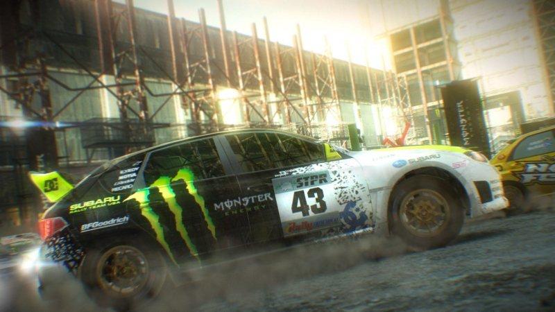 Dirt 2 in DirectX 11