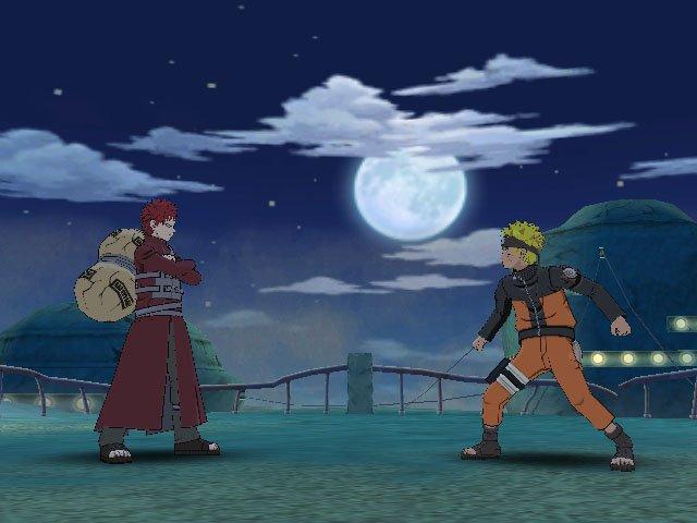 Un trailer per Naruto Shippuden: Clash of Ninja Revolution 3