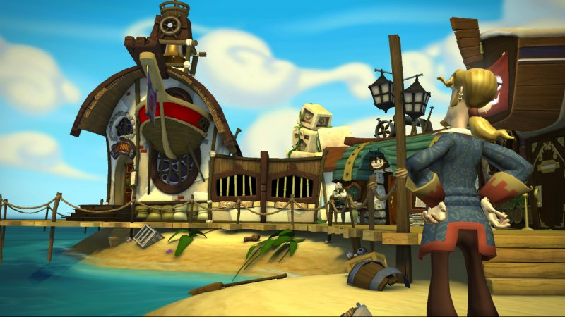 Nuovo episodio di Tales of Monkey Island in arrivo